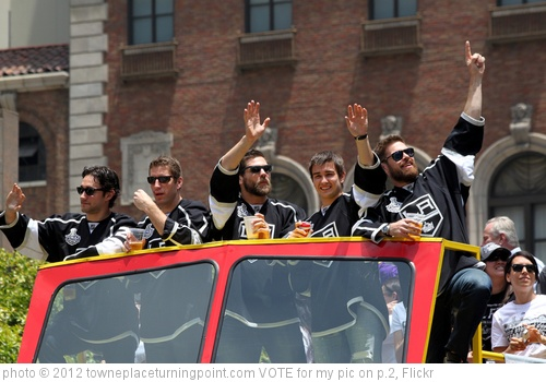 'LA Kings Victory Parade' photo (c) 2012, towneplaceturningpoint.com VOTE for my pic on p.2 - license: http://creativecommons.org/licenses/by/2.0/