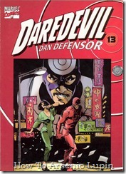 P00013 - Daredevil - Coleccionable #13 (de 25)