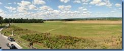 2487 Pennsylvania - Gettysburg, PA - Gettysburg National Military Park Auto Tour - Stop 3 Oak Ridge Stitch