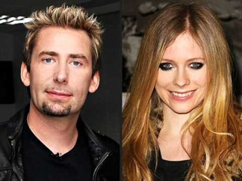 Avril and Chad Started About Six Months Ago When They Started Working Together