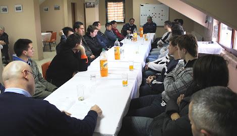 Post image for PROZIVKA SENIORA – Započele pripreme za proljetni nastavak + Plan priprema i utakmica