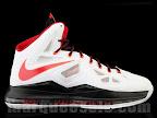 nike lebron 10 gr miami heat home 1 01 Release Reminder: Nike LeBron X MIAMI HEAT Home