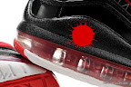 zlvii fake colorway black red white 1 06 Fake LeBron VII