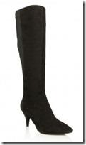 Miss KG Black Suede Boot
