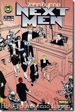 P00019 - Next Men #18