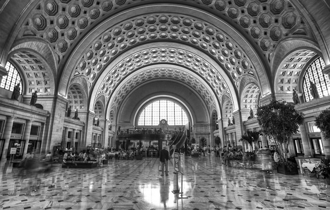 Union Station Great Hall Silver