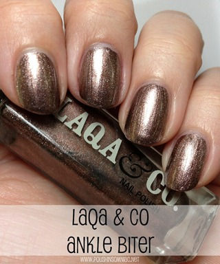 LAQA & CO Ankle Biter