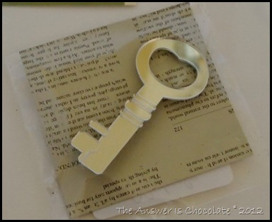 Michaels Key Pin