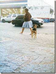 Dilma está de volta nas ruas