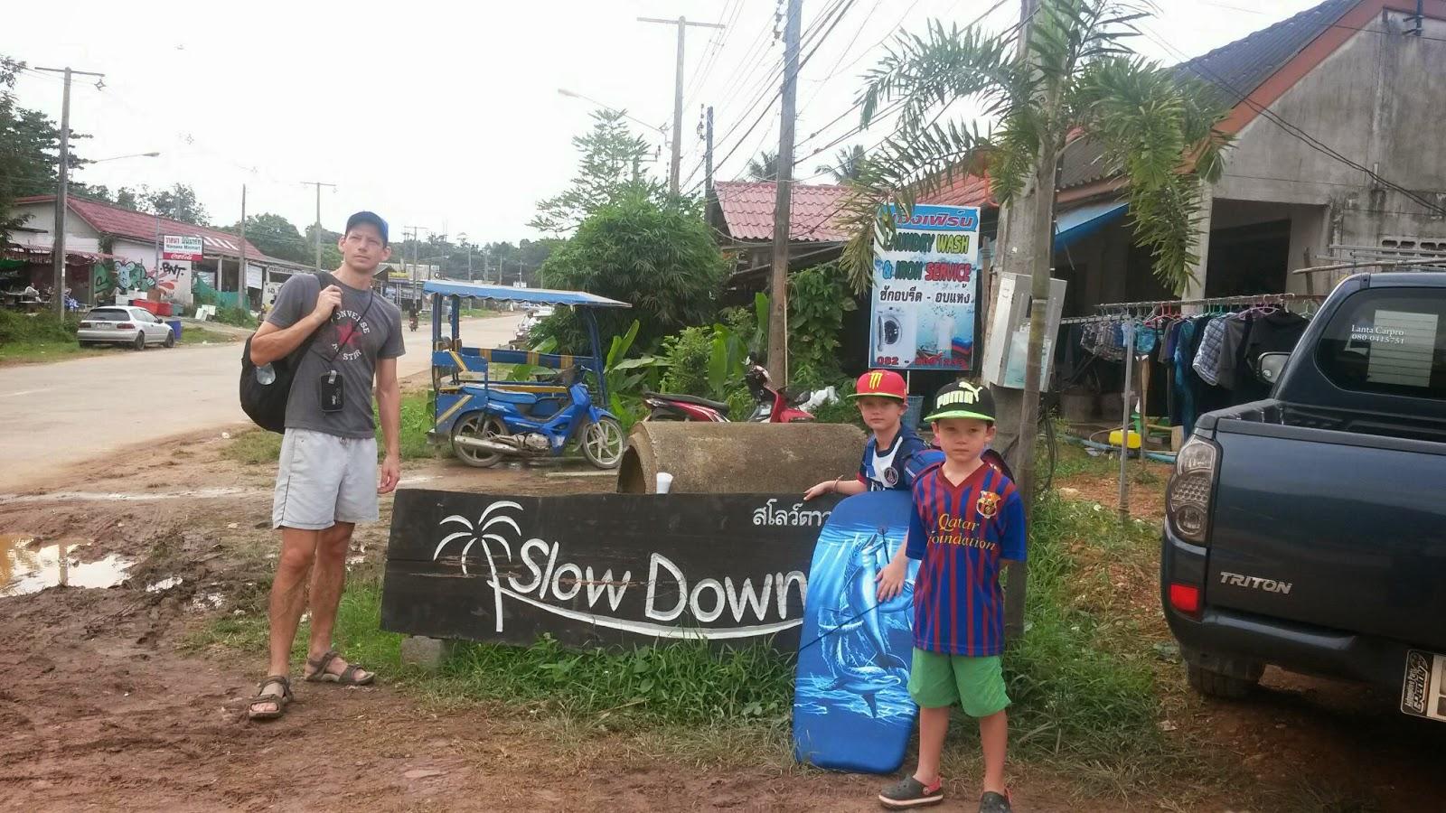 slow down lanta
