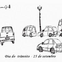 dia do transito atividades desenhos colorir309.jpg