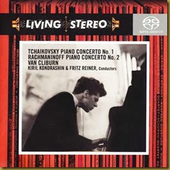 Rachmaninov Concierto piano 2 Van Cliburn Reiner