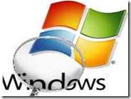 Lente di ingrandimento su Windows XP, Vista e 7 come funzione predefinita di sistema