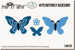 Butterfly Accessory