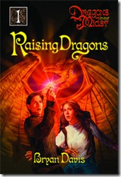 Raising Dragons Cover