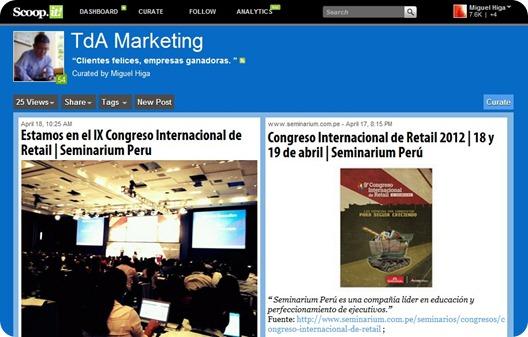 TdA Marketing