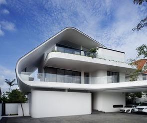 Fachada-modernas-casa-ninety7-siglap-de-aamer-architects