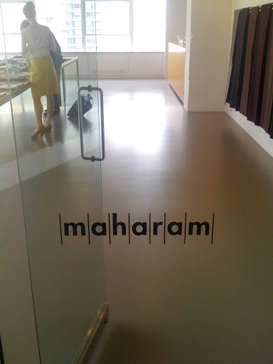 Maharam - a New York original.