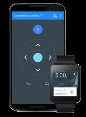 Ohjaa Android TV:tä mobiililaitteesta