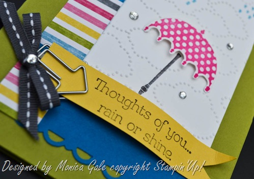 Rain or Shine, Stampin'Up,_