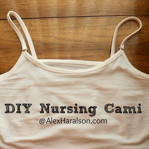 DIY Nursing Cami16-2