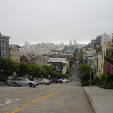 Hot town ... foggy in the city!