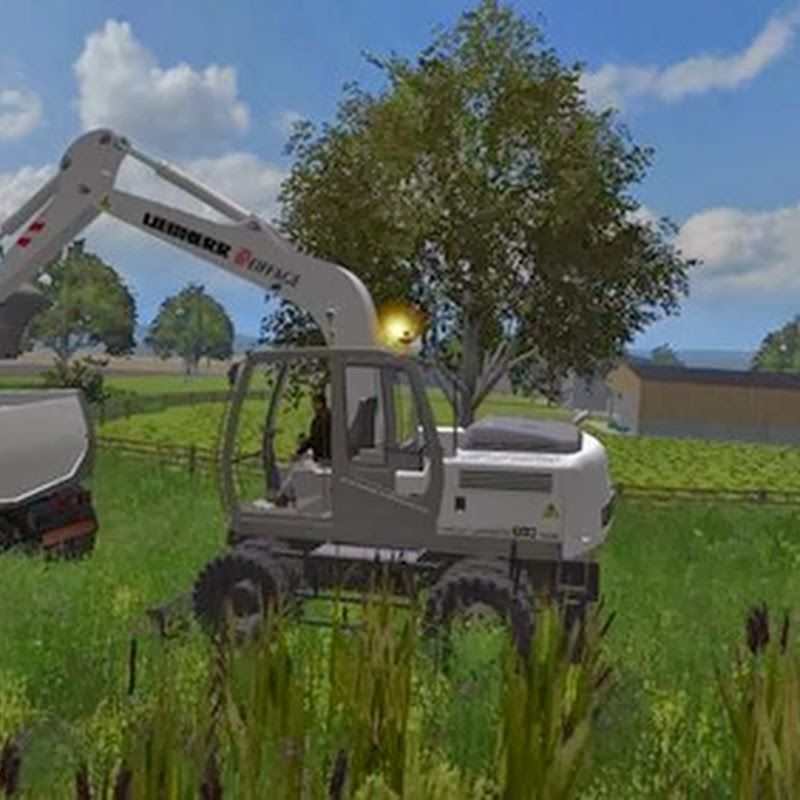 Farming simulator 2013 - Travaux Public v 1.0