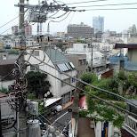 sangubashi in Tokyo, Tokyo, Japan