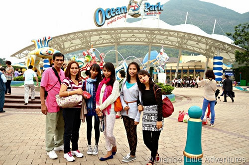 hong kong, ocean park, family, love