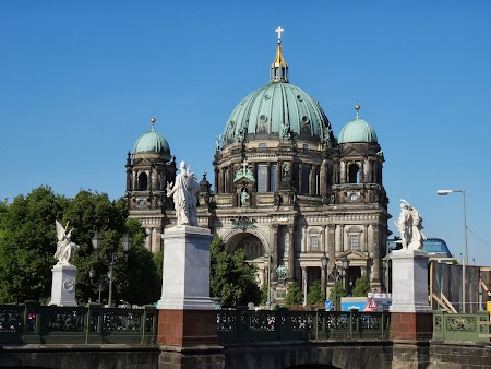 Obiective turistice Berlin: Berliner Dom