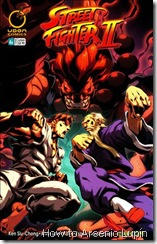 P00004 - Street Fighter II No.19 -
