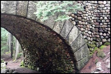 Jordan Stream and 4 bridges 135