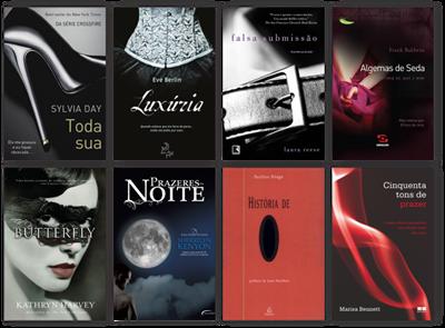 sensual livros