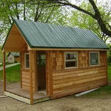 lumber cabin