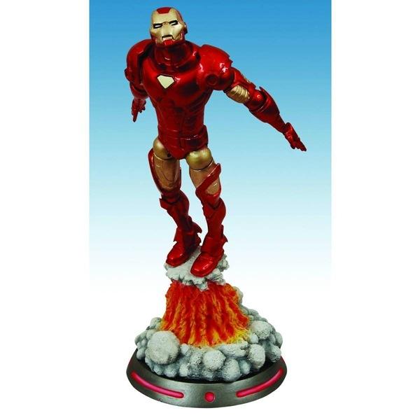 Iron Man Diamond Selection
