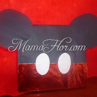 Bolsa de Golosinas de Mickey Mouse