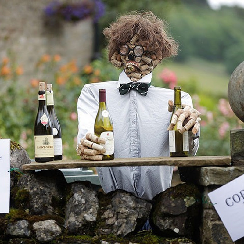 Kettlewell Scarecrow Festival 2011