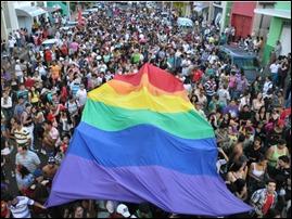 Parada Gay Campo Grande 2012
