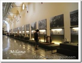 【Italy♦義大利】Milan 米蘭 - 達文西科技博物館: 他的發明都在這裡!