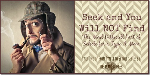 Seek and You Will NOT Find
