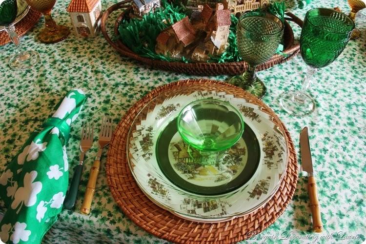 St Patrick's Dinner 2