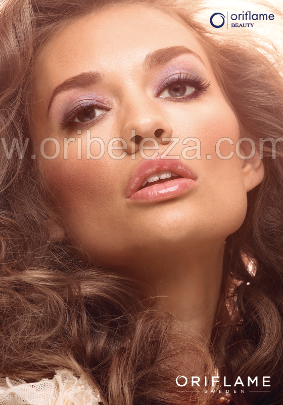 Brilho Lábios Booster Oriflame Beauty