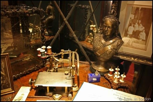 London Sewing Machine Museum Victoria Sewing Machine