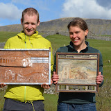 3 Peaks 2013 winners prize giving