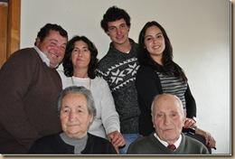 Filha, Genro e Netos