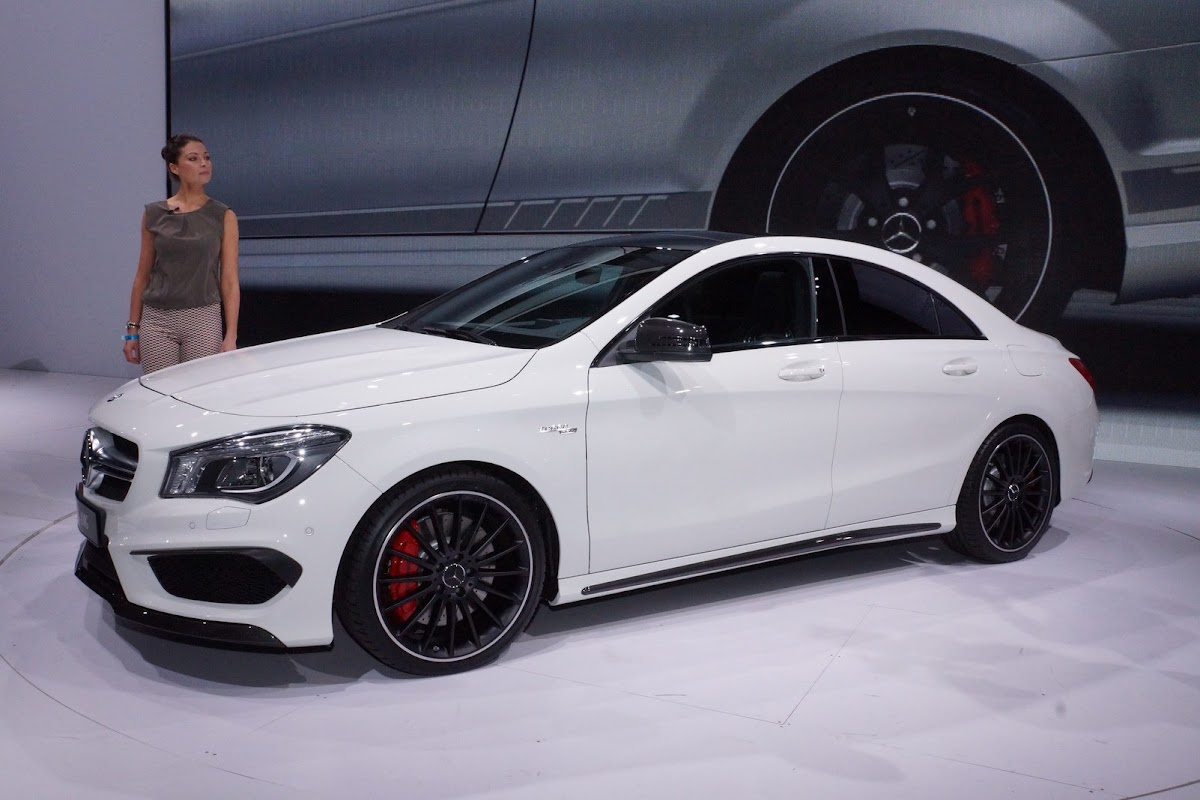 2014 Mercedes CLA 45 AMG Fully Exposed Priced from 47450 in the