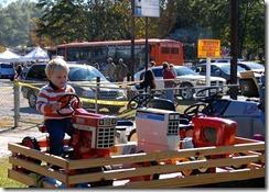 t on little tractors