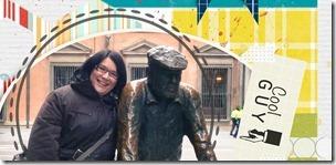 dettaglio foto - my bronzest friend