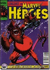 P00011 - Marvel Heroes #19