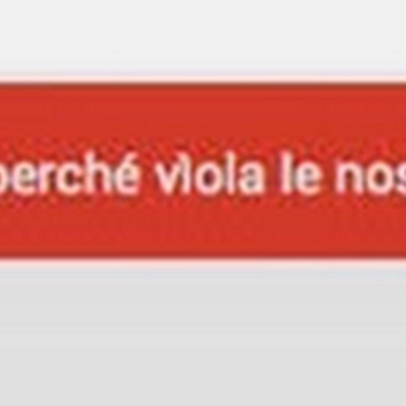 Profilo Google+ sospeso: ecco le norme relative ai contenuti e al comportamento degli utenti.
